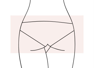 BRIEFS GUIDE by Etam - H SHAPE
